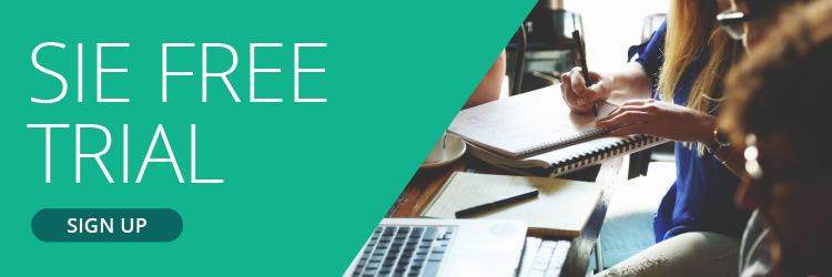 SIE Free Trial - Sign Up